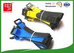 18cm Multicolor Hook and Loop Straps , hook and loop cinch straps organizer