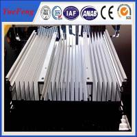 OEM air conditioner profile, aluminium central heating radiators for ammonia air condition
