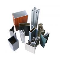 China Powder Painting Aluminum Profile / Aluminum Extrusion /  Customized Sections on sale
