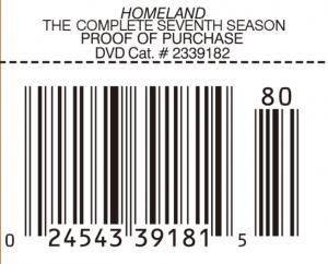 2018 hot sell Homeland Season 7 4DVD Region 1 DVD movies region 1