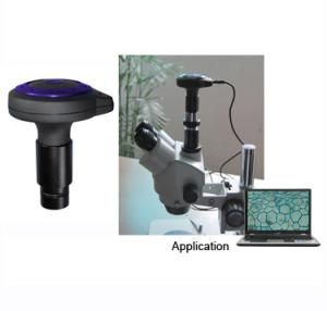 China LW-500 5.0M pixel high resolution usb microscope digital camera electronic eyepiece on sale