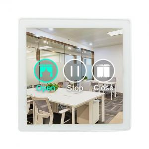 China Wireless Thermostat Wifi Smart Switch , Easy To Clean Smart Wifi Light Switch on sale