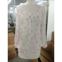 China silk blouse  100%silk on sale