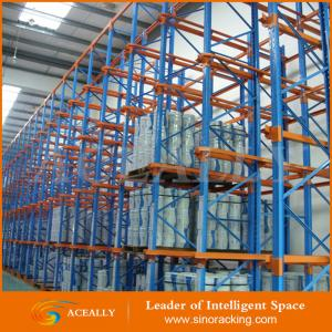 China Heavy Duty Nanjing drive in racking system on sale