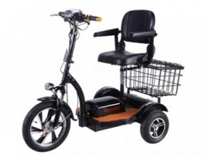 China 48v/500w Three Wheels Electric Handicapped Scooter with Front LED Lighting on sale