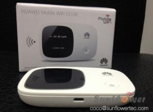 China Huawei E5336 3G Wifi Router / Portable Wireless Router / Mini Wifi Router on sale