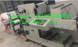 China Drinking paper straw high speed flex printing machine automatic flexo flexographic equipment on sale