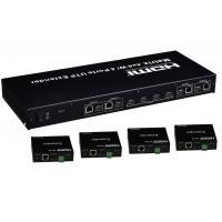 4x4 HDMI Matrix UTP Extender