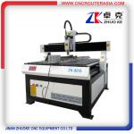 air cooling spindle 9015 CNC Advertising Engraving Cutting Machine with rotary axis