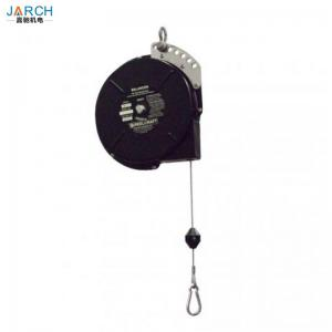 China TB Series Retractable Hose Reel Safety Tool Clip Cable Stop Heavy Duty Spring on sale