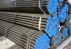 China EN 10217-1 Welded ERW Steel Tube / Annealed Alloy Steel Pipe Dimension 6mm - 350mm on sale