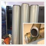 Pièces fiables standard de machine textile de bon de dureté nickel rotatoire d'écran