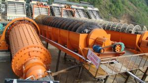 China Yuanhang iron ore magnetic separation dredger on sale