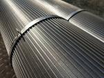 High Mechanical Strength Reverse Wedge Wire Screen Pipe With Reinforcing Rib
