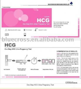 China One Step Hcg Test on sale