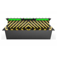 China Safety  Hydraulic Road Barriers Blocker PLC Programming Control 500mm Lifting Height on sale