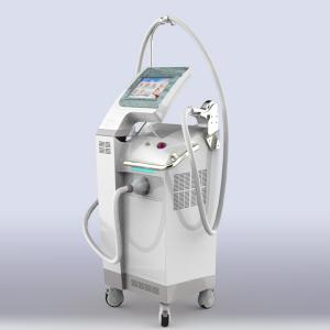 China Vertical Diode Hair Removal Machines With 10.4 Inch Alexandrite Laser on sale