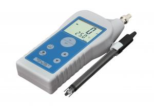 China Portable pH Meter pH/mV, Auto/Manual calibration on sale