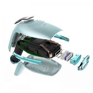 China 750UF Deess IPL Hair Removal Device 110V Ice Cold Ipl Hair Removal For Men / Women on sale