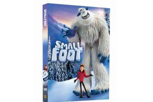 China Wholesale Smallfoot DVD Movie Animated Adventure Comedy DVD For Family & Kids (US/UK Edition) on sale