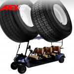 APEX Golf Cart Tire for 18x6.50-8, 18x8.50-8, 215/60-8, 205/50-10, 215/35-12