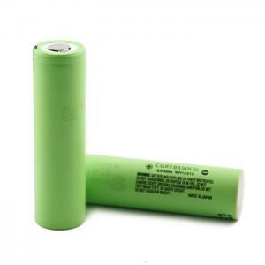 China Original Panasonic CGR18650CG 2250mAh 3.7V li-ion battery 10A 18650 rechargeable battery cells on sale