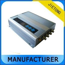 China RFID UHF R2000 Four-channel  fixed reader 0-250 tags RS232 TCP/IP on sale