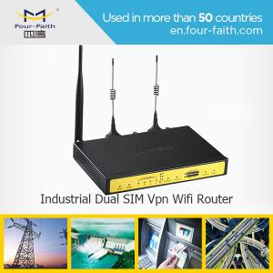 China F3B32 industrial sim dual wifi router 3g router modem on sale