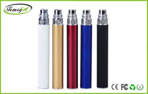 China 1.6ML Ego Thread 650mah Ego E Cigarette Rechargeable Batteries Li-ion , 3.3v – 4.2v on sale