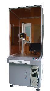 China Brass Laser Marking Machine (20W) on sale