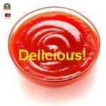 Ketchup délicieux de l'assaisonnement 2014