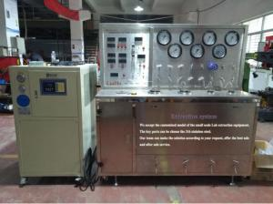 China Supercritical Co2 Oil Extraction Device Automatic High Efficiency 2800 X 2500 X 2000mm supplier