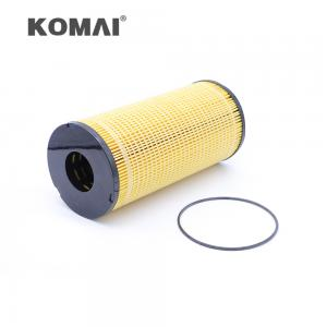 China 124.46mm OD Paper Core Diesel Fuel Filter Assembly Abrasion Resistance on sale