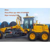 135hp 25% Gradeability XCMG Mini Motor Grader GR135 Max Tilt Angle 90 Degree