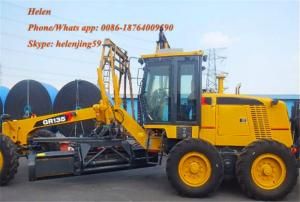 China China Road Machinery 135hp 25% gradeability XCMG mini new Motor Grader GR135 on sale