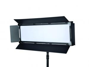 China Aluminum High Power 200W Bi Color LED Photography Studio Light 120° Beam Angle on sale