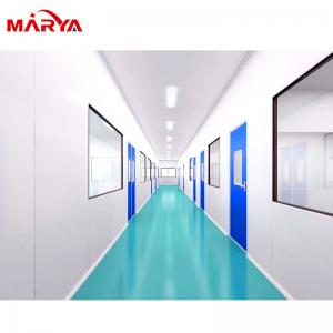 China Class 100 Pharmaceutical Clean Room 1000 Square Meter Dust Free Wall Ceiling Panel on sale