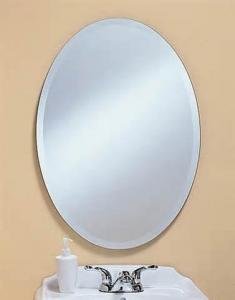 ... Quality Waterproof Unframed Bathroom Glass Mirror In Different Shapes  And Sizes For Bathroom Applications for sale ...