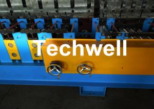 China Cable Tray Roll Forming Machine for Making Cable Sheet With Servo Feeding 0-10m/min on sale