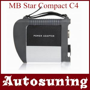 China Mercedes Benz Star Compact C4 / MB Star C4 / mb sd connect C4 star with dell laptop on sale