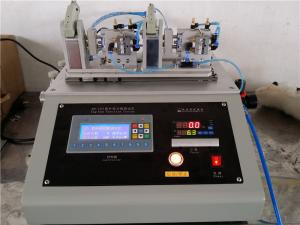 China Electronic Rubber Testing Machine Glue Needle Gun Function Test on sale