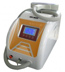 China High power Q-switch yag laser tattoo removal professional equipment on sale