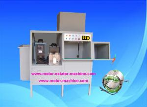 China Stator coils heating powder coating machine on sale