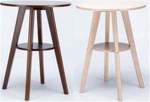 China Durable Timber High Bar Table Wooden Bar Stools Contemporary Dining Table Chairs on sale