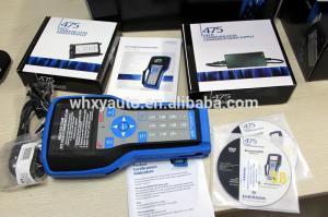 China Huge Stock EMERSON Rosemount Interface HART 475 Field Communicator bluetooth 475HP1EKLUGMTS  price 5100USD on sale