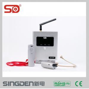 China microfone 2.4G sem fio para os professores ST-01 SINGDEN on sale
