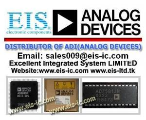 China EIS LIMITED - Distributor of ADI All Series Integrated Circuits (ICs) on sale