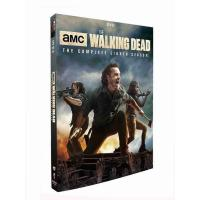 China 2018 hot sell The Walking Dead Season 8 5DVD Region 1 DVD movies region 1 Adult movies Tv series Tv show Drop shipping on sale