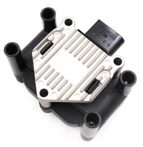 China 98-01 Volkswagen Beetle Golf Jetta L4 2.0 UF277 Engine Ignition Coil 032905106B 1T0M-DQG492 on sale