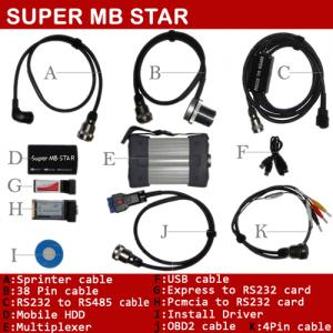 China estrela super c3 do mb on sale